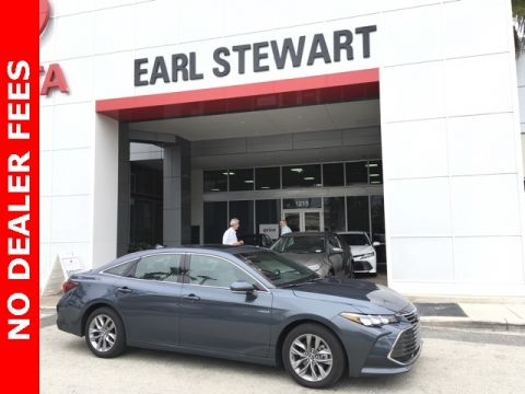 Certified Pre-Owned 2019 Toyota Avalon Hybrid XLE