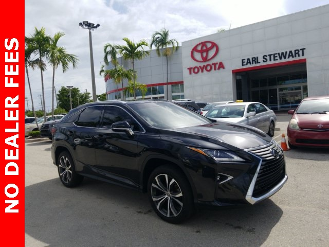 Pre-Owned 2016 Lexus RX 350