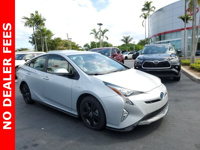 Certified Pre-Owned 2018 Toyota Prius Four Touring