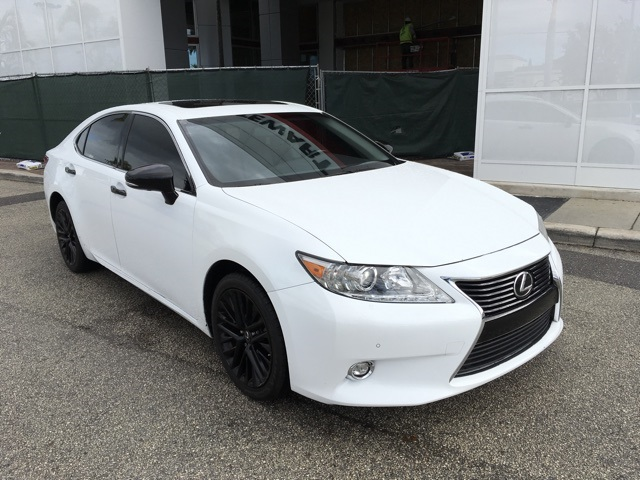 Pre Owned 2017 Lexus Es 350 Crafted Line