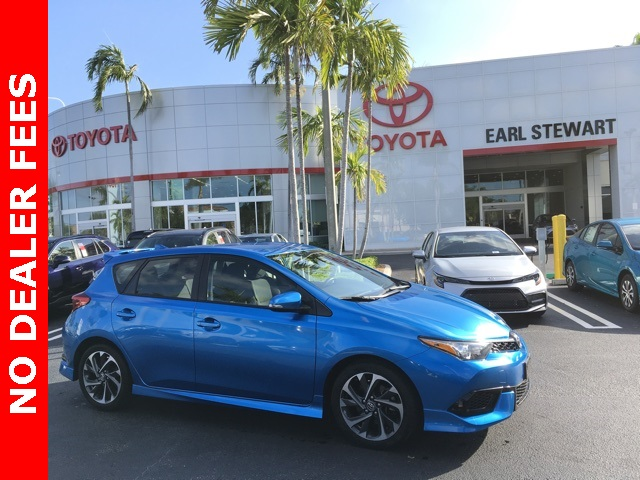 Pre-Owned 2017 Toyota Corolla iM Base