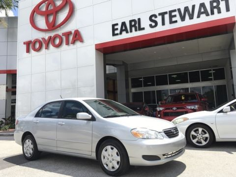 Earl Stewart Toyota Used Cars >> 196 Used Cars For Sale Lake Park | Used Toyota Palm Beach County