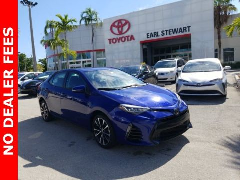 Certified Pre-Owned 2017 Toyota Corolla S