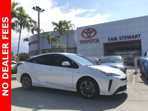 Certified Pre-Owned 2019 Toyota Prius STD